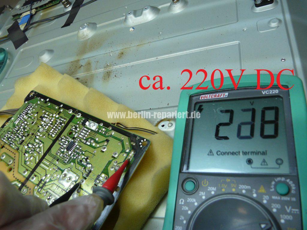 Spiksplinternieuw LG 42LN5708, kein Bild nur Ton, Bild sehr dunkel, LED Streifen QE-59