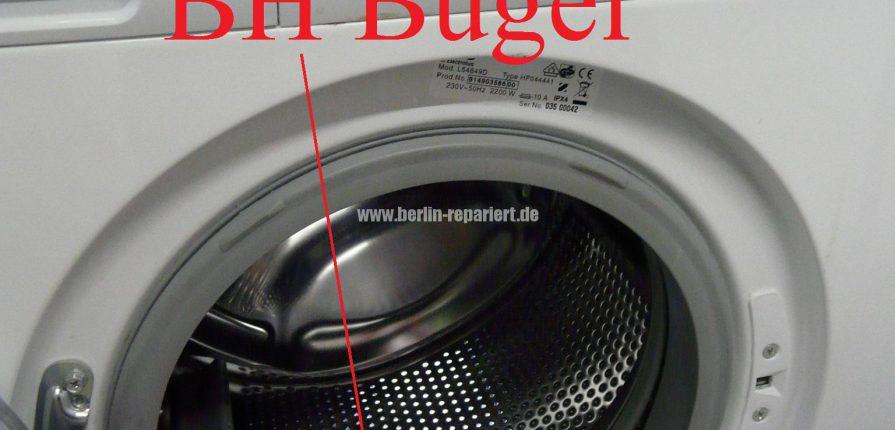 Bh Bügel In Waschmaschine