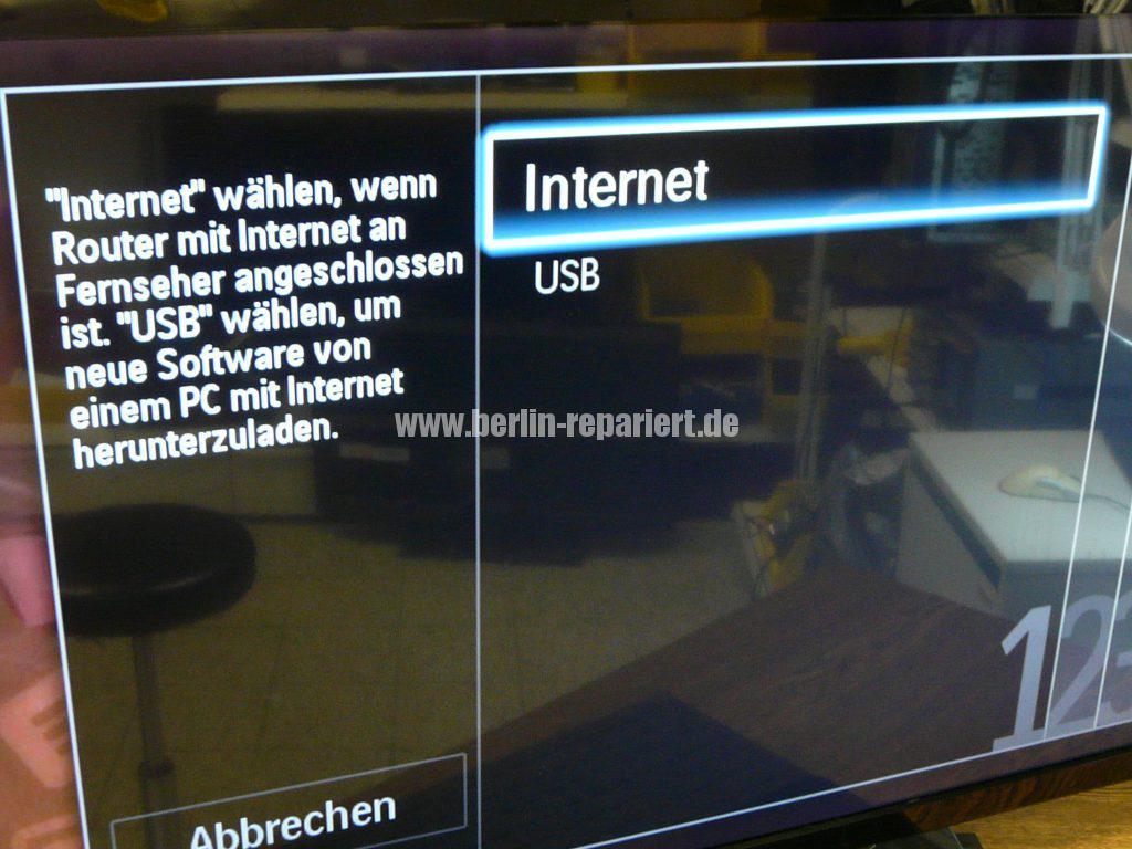 Philips 47pfl4007k Geht Von Allein Aus Und An Atlas Multimedia We