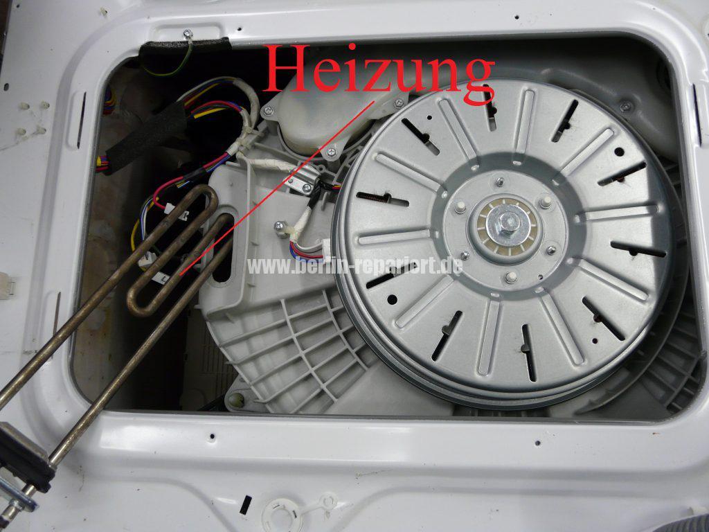 Lg f1496ad3 heizt nicht wäscht zu kalt erreicht die temperatur