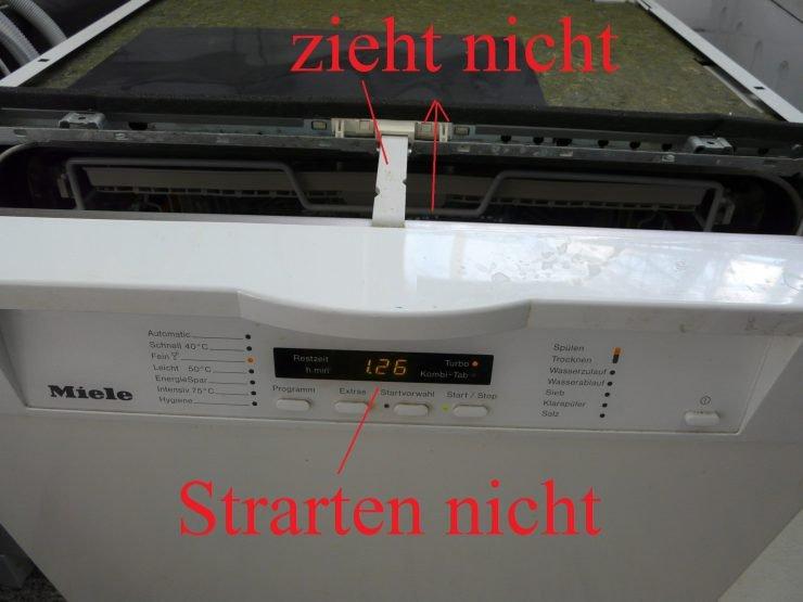 Miele g 1355 sc die automatische t r geht nicht mehr zu leon s blog - Roto dachfenster geht nicht mehr zu ...