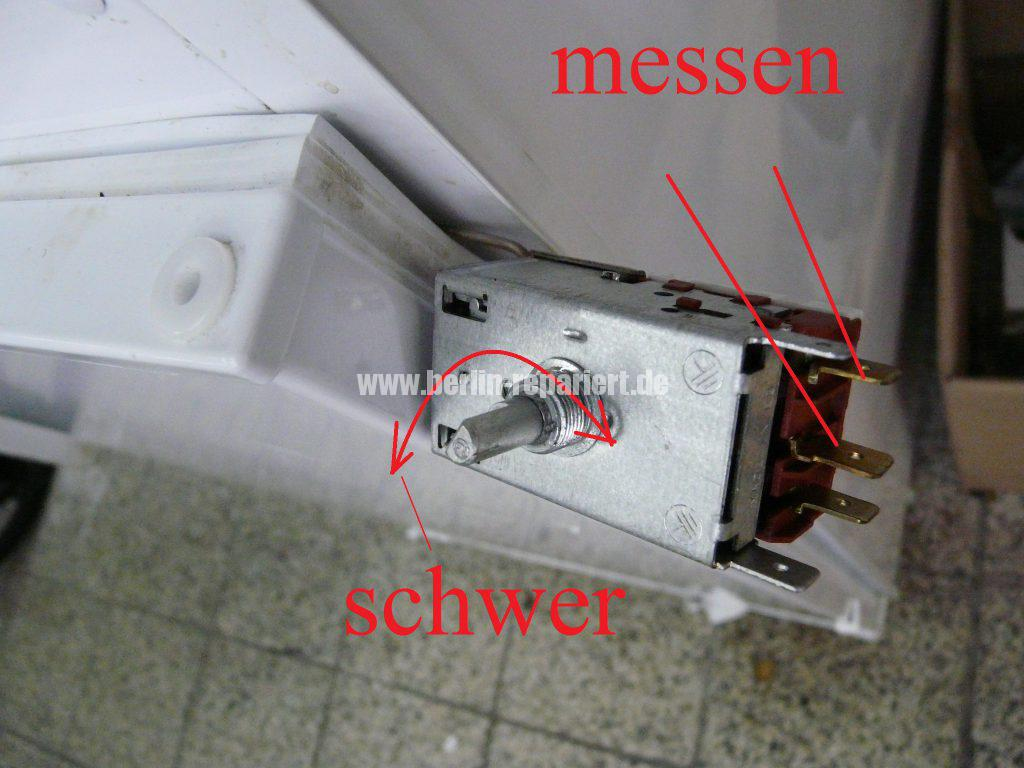 Smeg Kühlschrank Reparieren : Kühlschrank thermostat überprüfen u leon´s