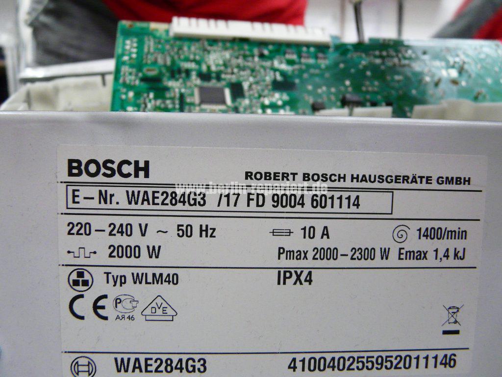 Bosch Kühlschrank Schaltplan : Bosch wae284g3 motor dreht nicht u2013 leon´s blog