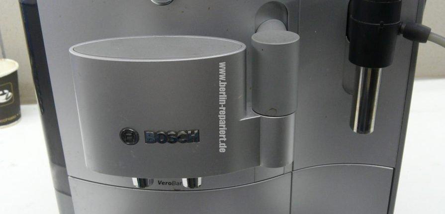 bosch verobar 100 kein kaffee wasser in der schale. Black Bedroom Furniture Sets. Home Design Ideas