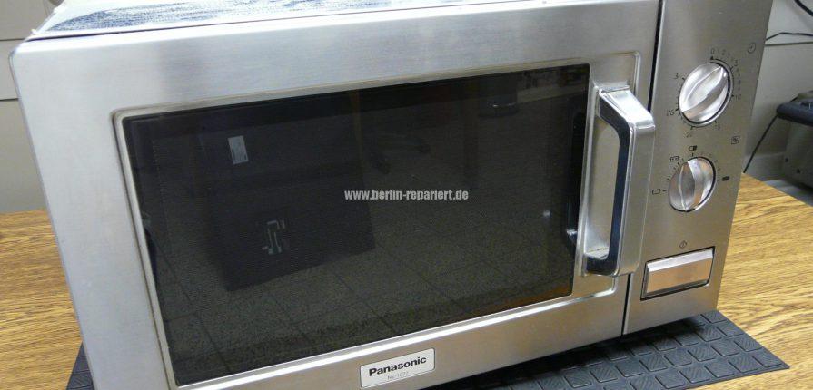 panasonic ne 1027 keine funktion mikrowelle reparatur leon s blog. Black Bedroom Furniture Sets. Home Design Ideas