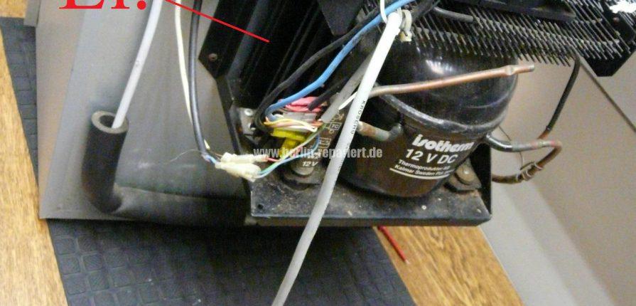 kühlschrank kompressor springt nicht an