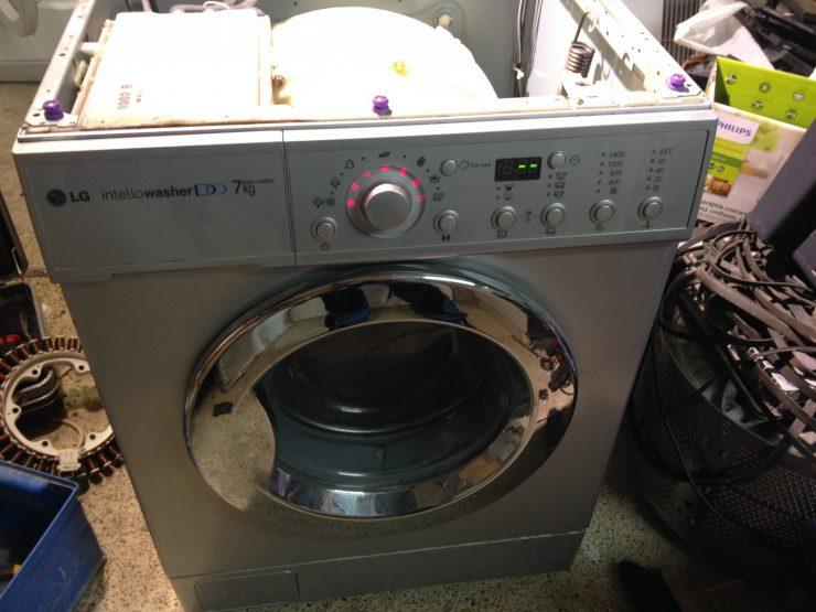 lg wd 1466fd waschmaschine motor dreht nicht le fehlercode. Black Bedroom Furniture Sets. Home Design Ideas