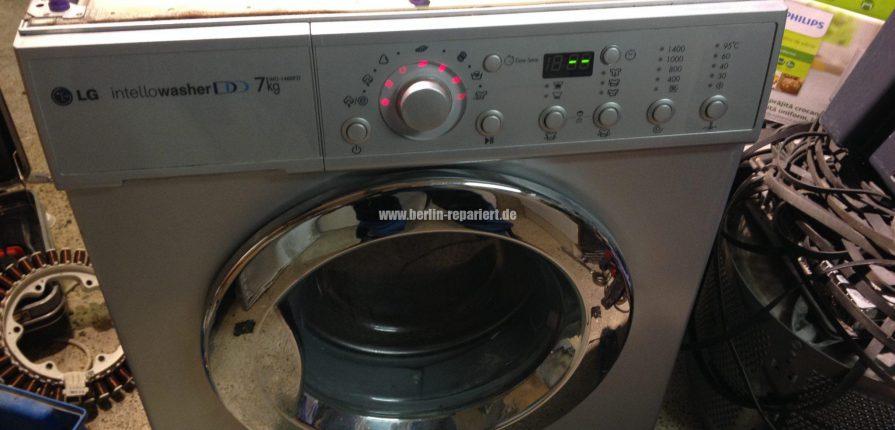 lg wd 1466fd waschmaschine motor dreht nicht le fehlercode leon s blog. Black Bedroom Furniture Sets. Home Design Ideas
