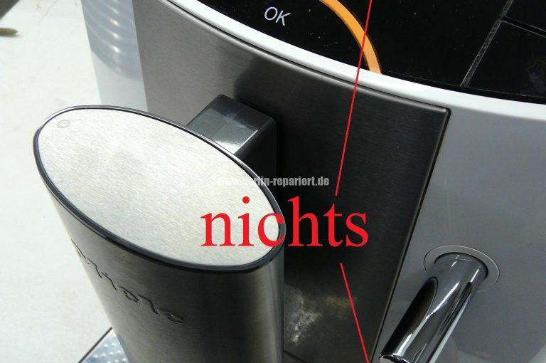 miele was soll das cm 5100 kein hei wasser kein dampf leon s blog. Black Bedroom Furniture Sets. Home Design Ideas