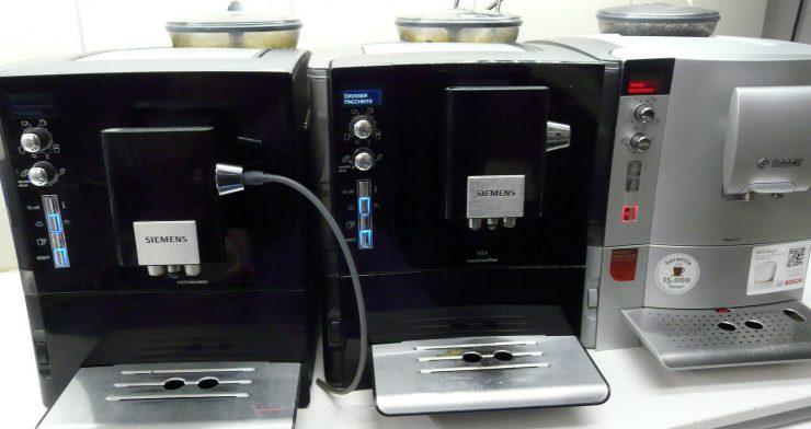 piston espresso machine schoonmaken