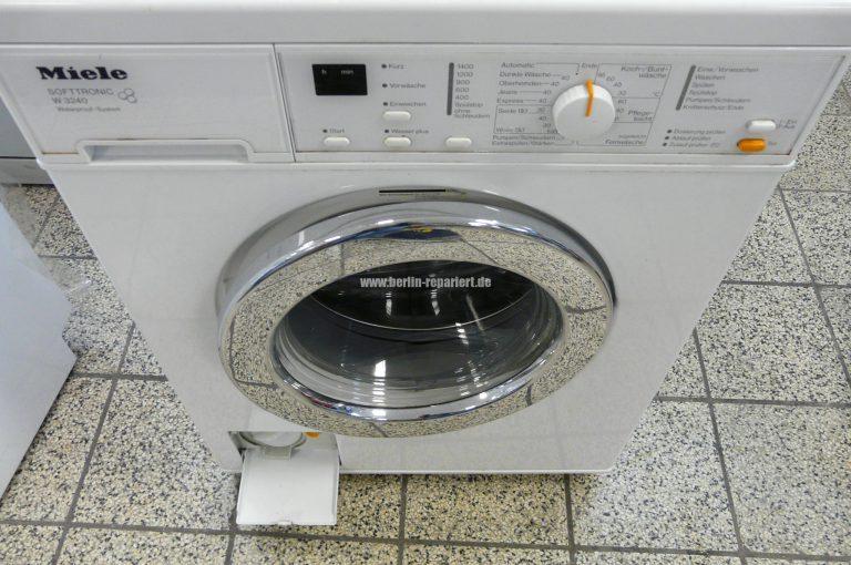 miele w 3240 wps gummimanschette gerissen verliert wasser. Black Bedroom Furniture Sets. Home Design Ideas