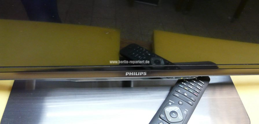 Philips 32pfl6007k Geht Nicht An Nach Eine Weile Blinkt 2 X Atlas