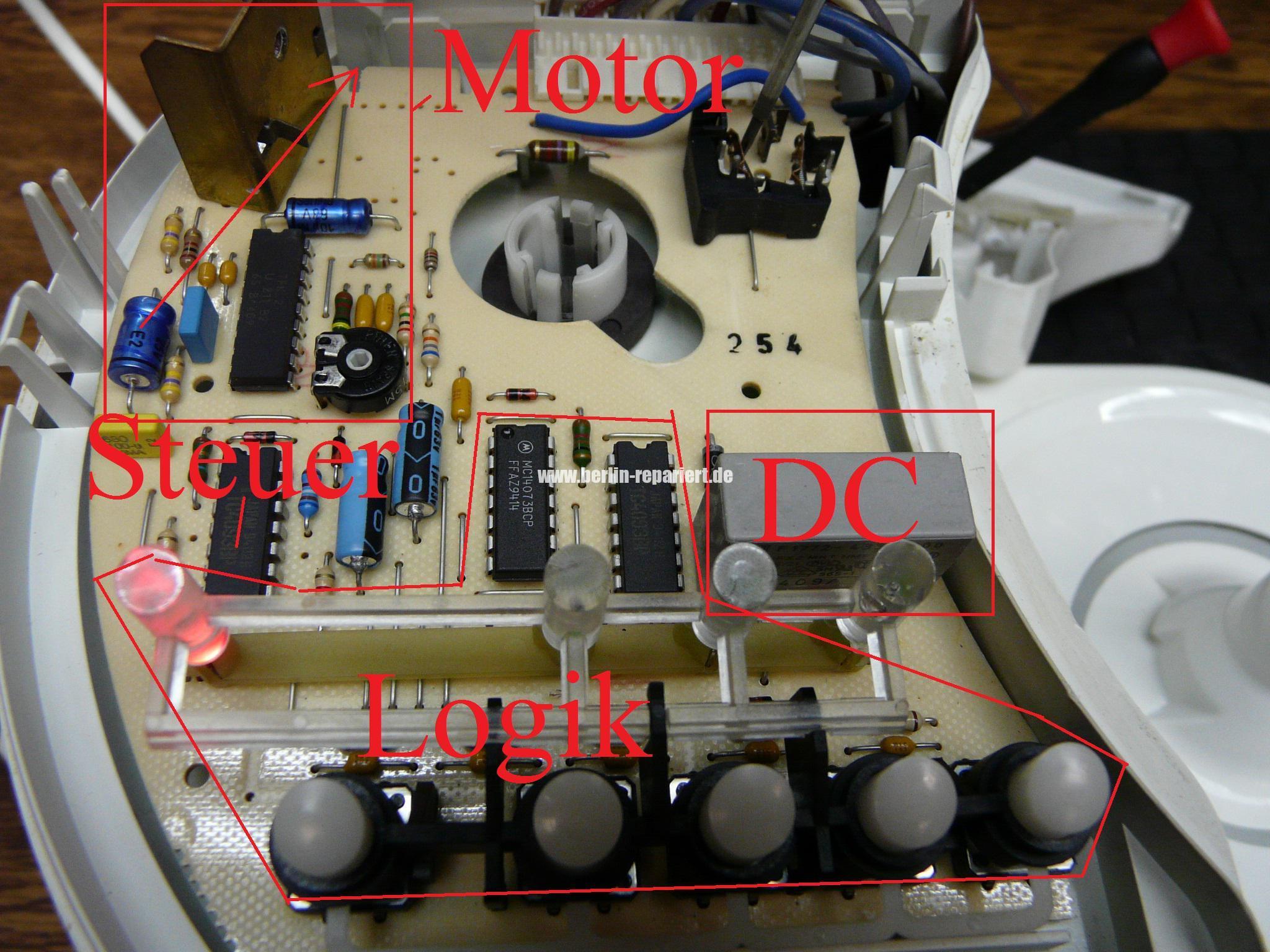 Siemens Mk 35211 Kuchenmaschine Keine Funktion We Repair Wir
