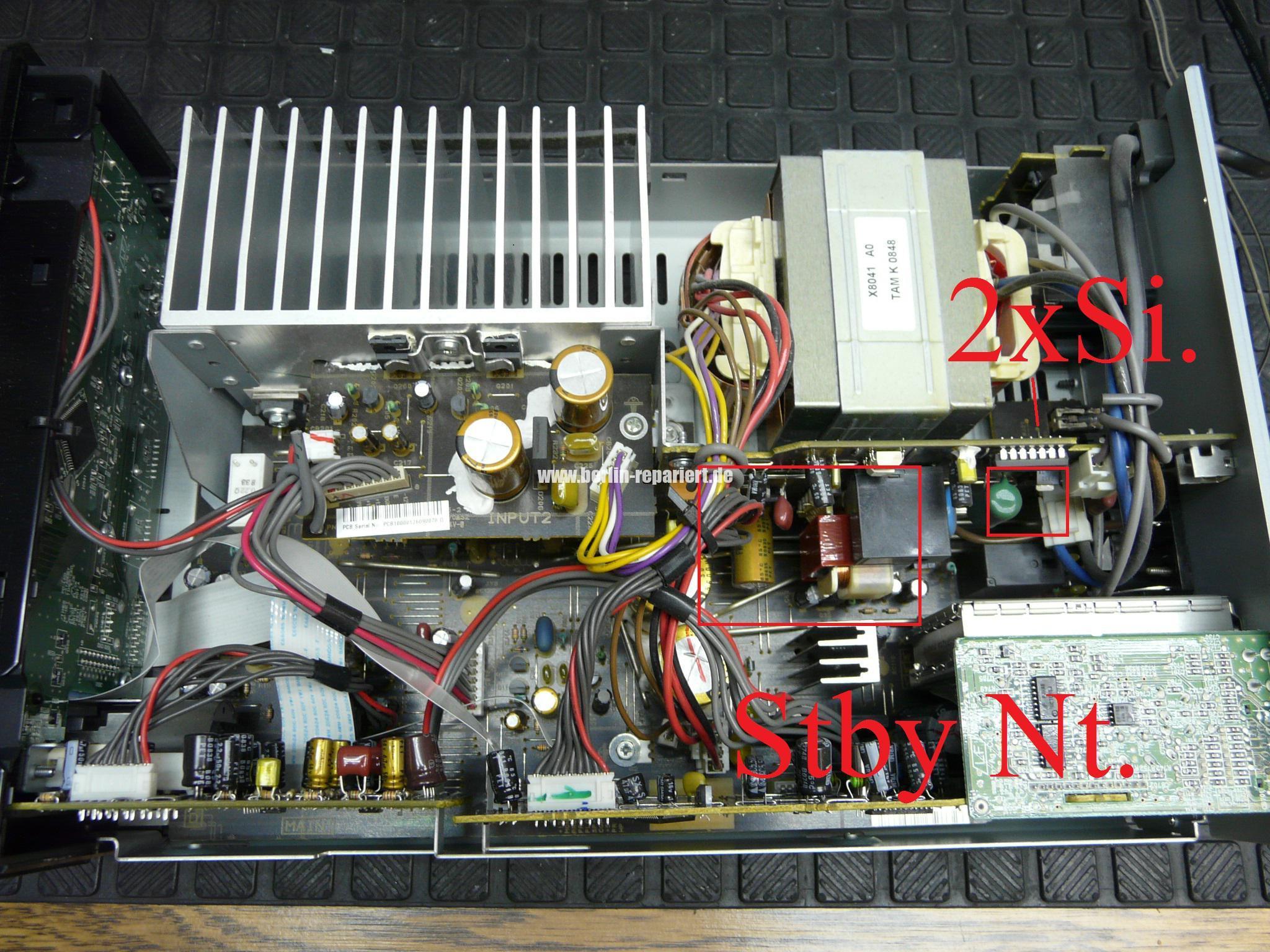 Yamaha Pianocraft Rx E