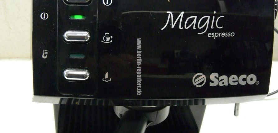 Saeco magic espresso zieht kein wasser entl ften nicht m glich we repair wir reparieren - Gartenpumpe zieht kein wasser ...