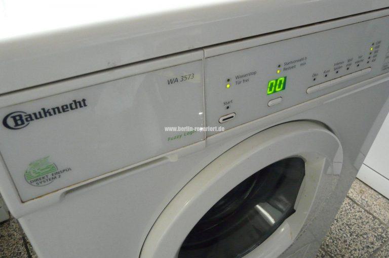 Bauknecht wa 3573 eine spitzenwaschmaschine u2013 leon´s blog