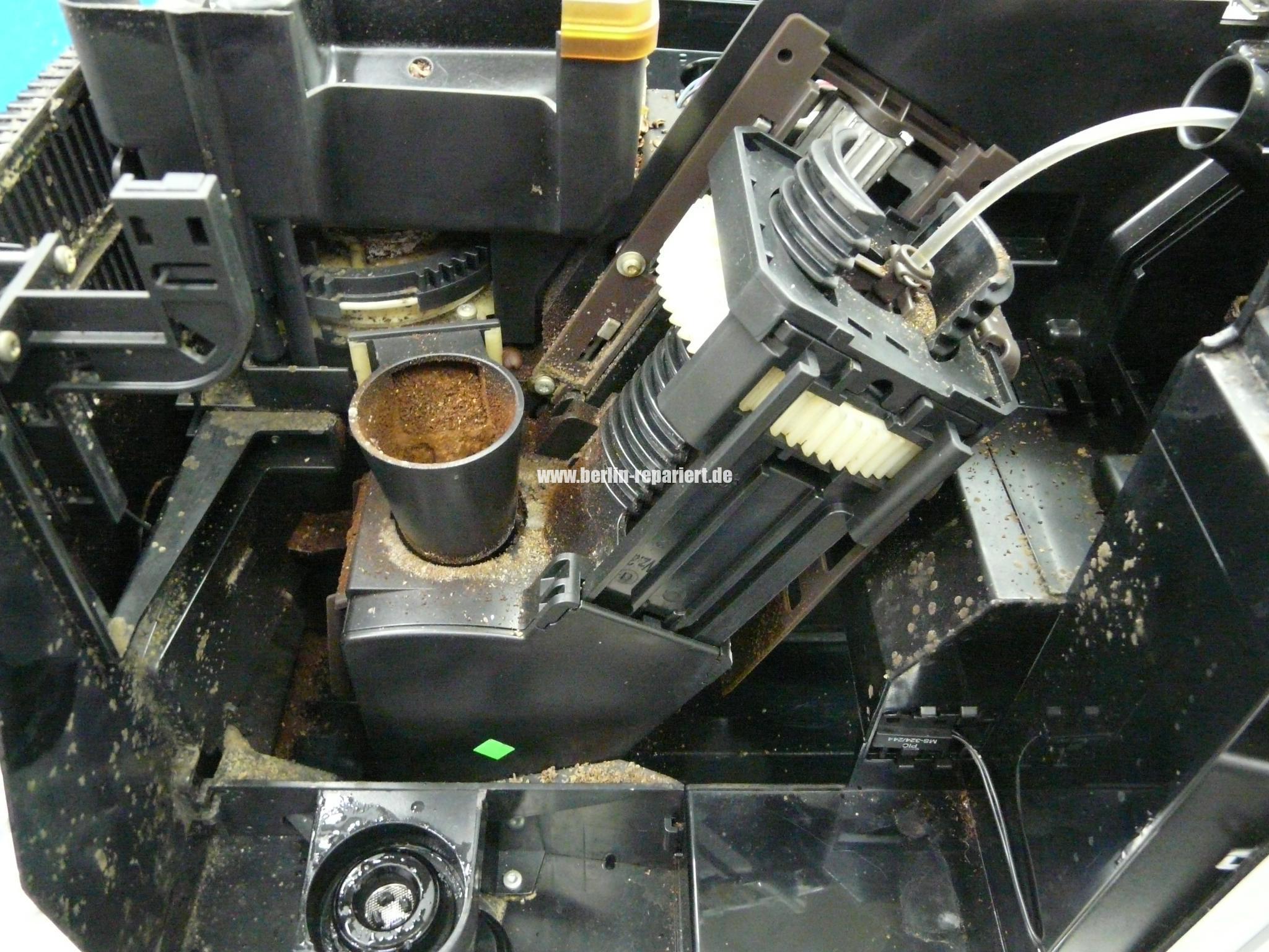 jura kaffeevollautomat reinigen