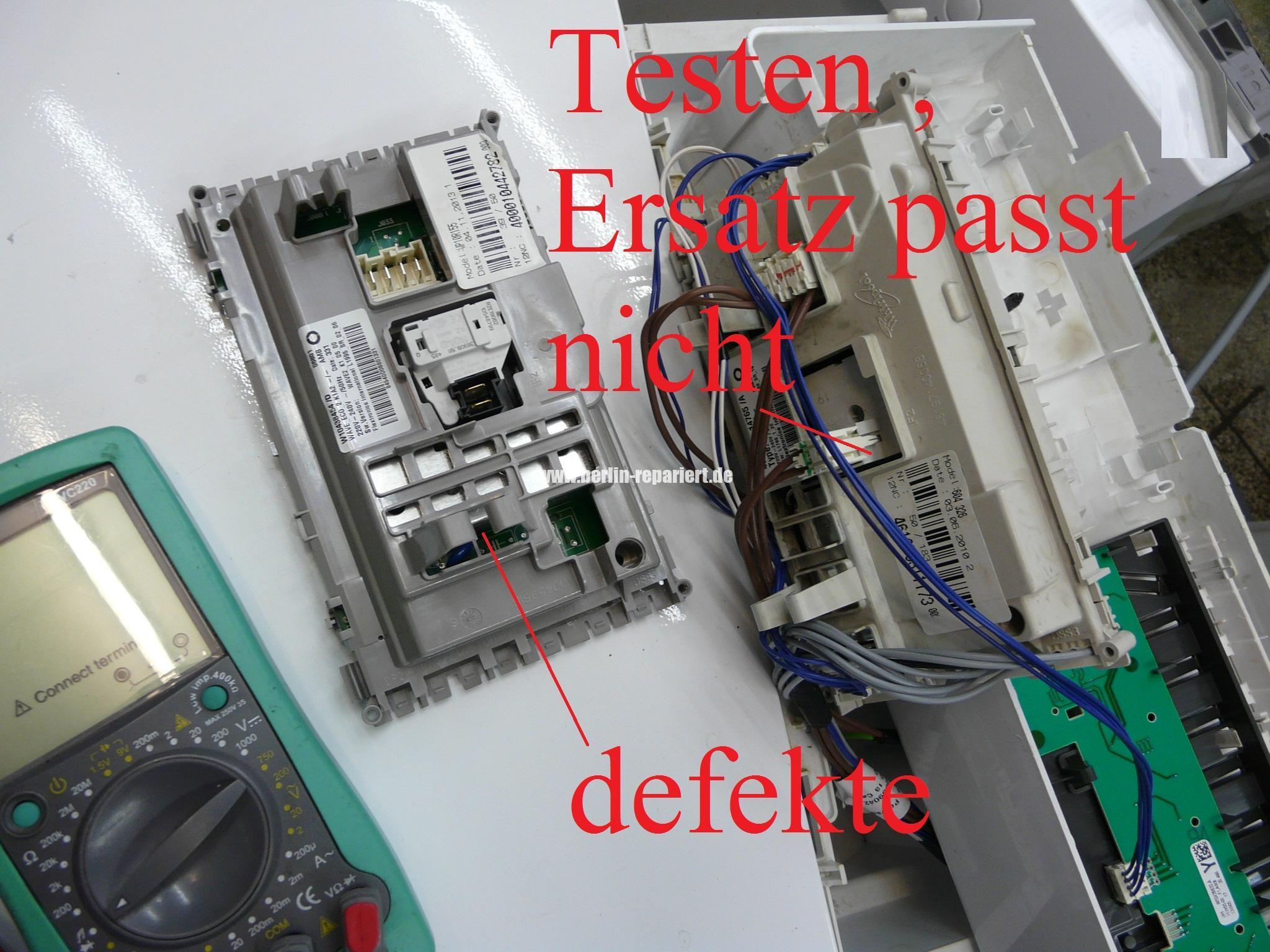 Siemens geschirrspüler sd p s anzeige blinkt: spülmaschine filter