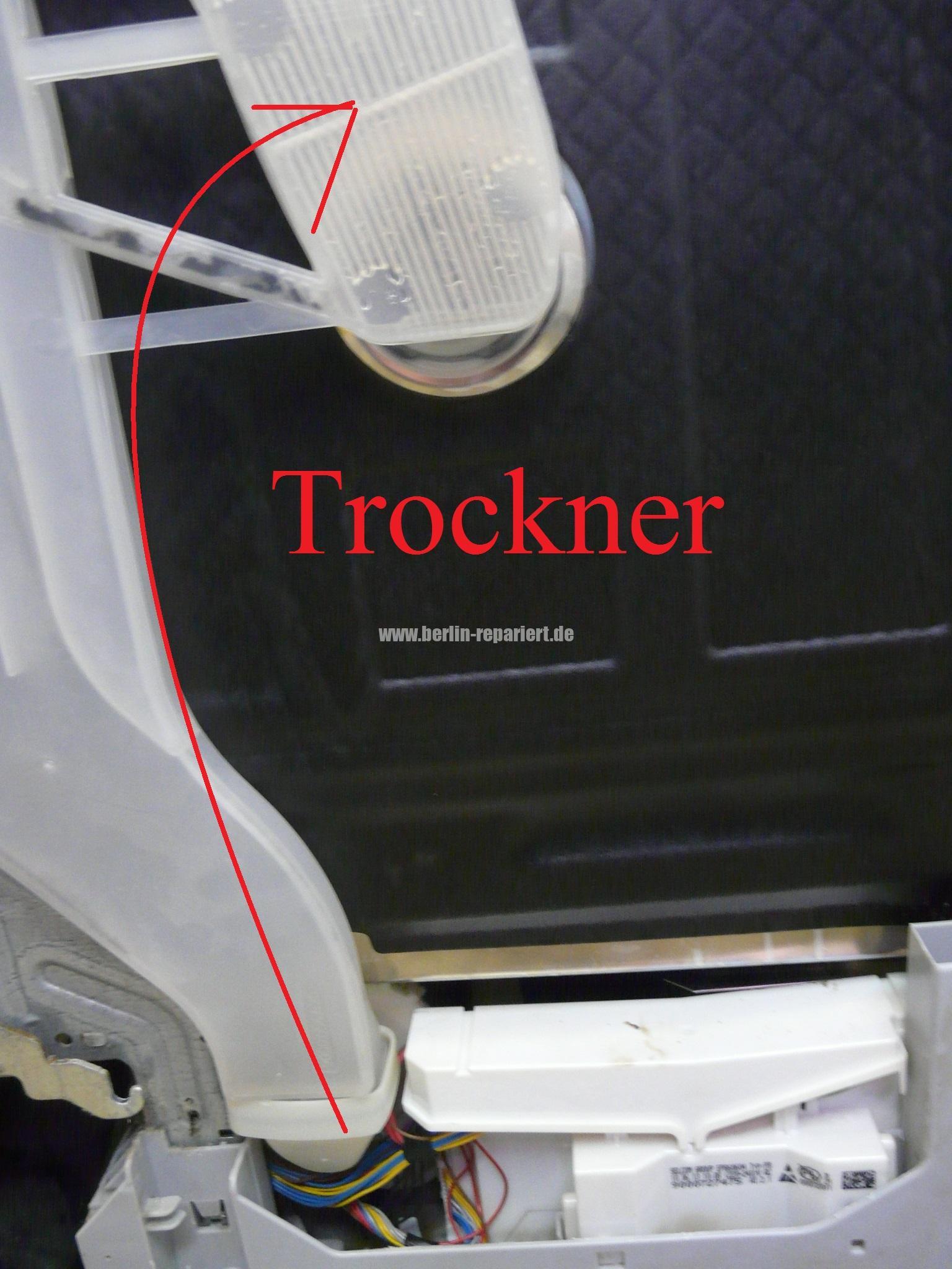 Bosch Fehlermeldung E31 Zeolith Heizung Defekt Smu54m35eu We