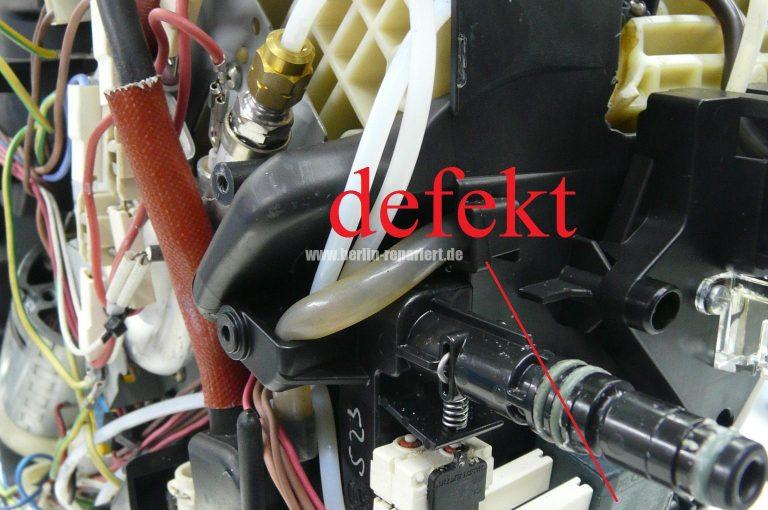Bosch Geschirrspuler Zeolith Defekt E31 Bosch Geschirrspuler Zu
