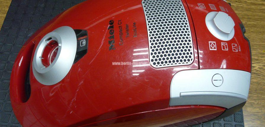 Garantie Abgelaufen Miele Compact C1 Twister Ecoline Kaputt We