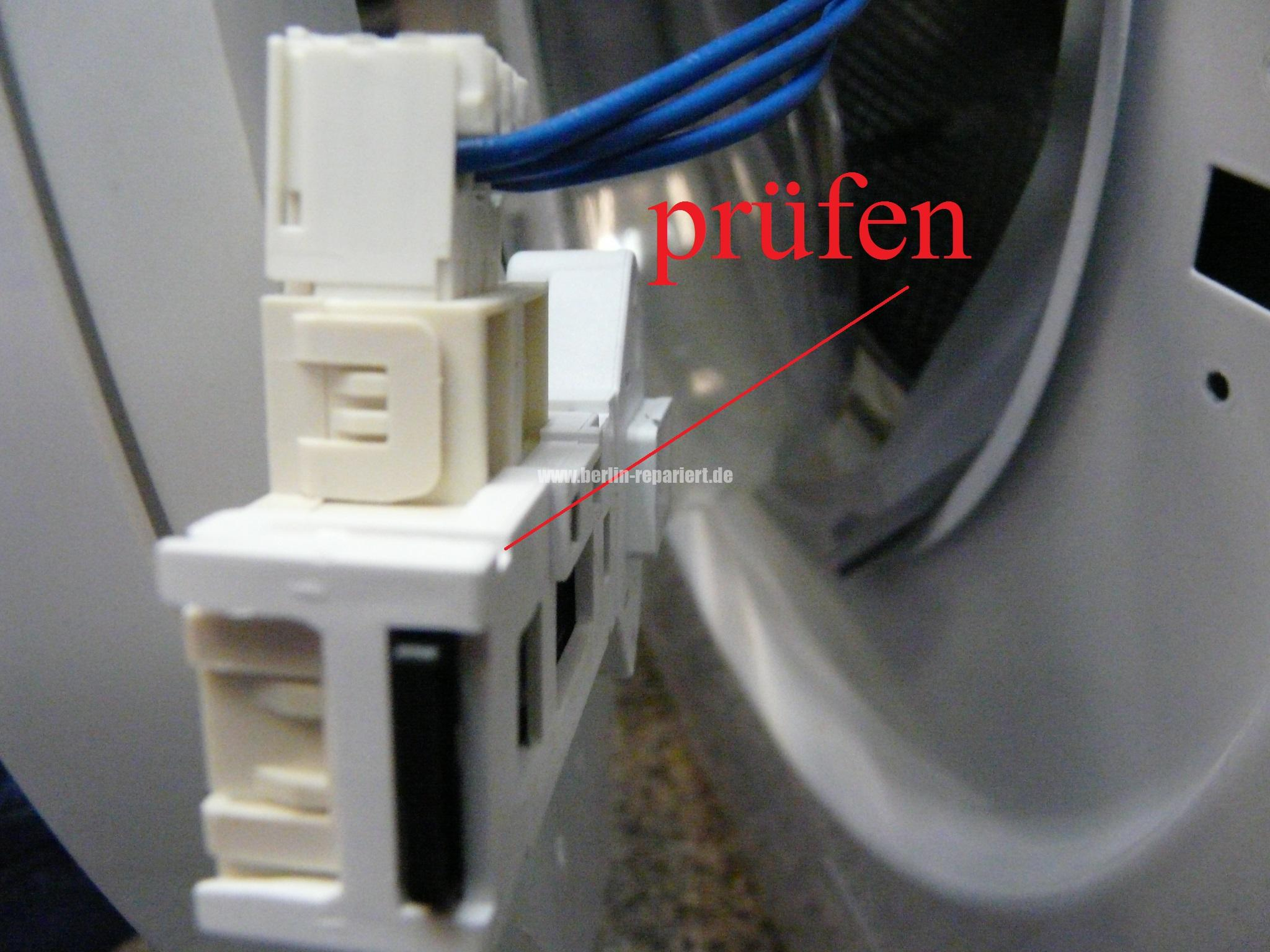 Gorenje Kühlschrank Fehler E2 : Gorenje w s fehlermeldung e u we repair wir reparieren