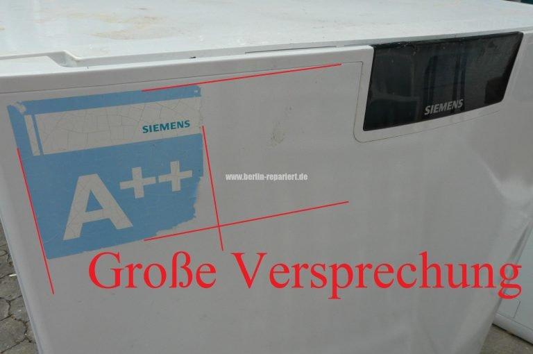 Siemens Kühlschrank Kühlt Nicht : Siemens gefrierschrank nach 9 jahre totalschaden gs34na31 03 kühlt