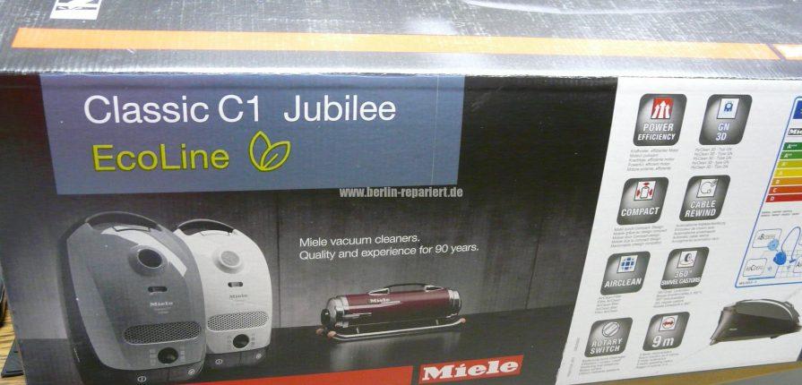 Miele Staubsauger C1 Jubilee Qualitat Kontrolle We Repair Wir