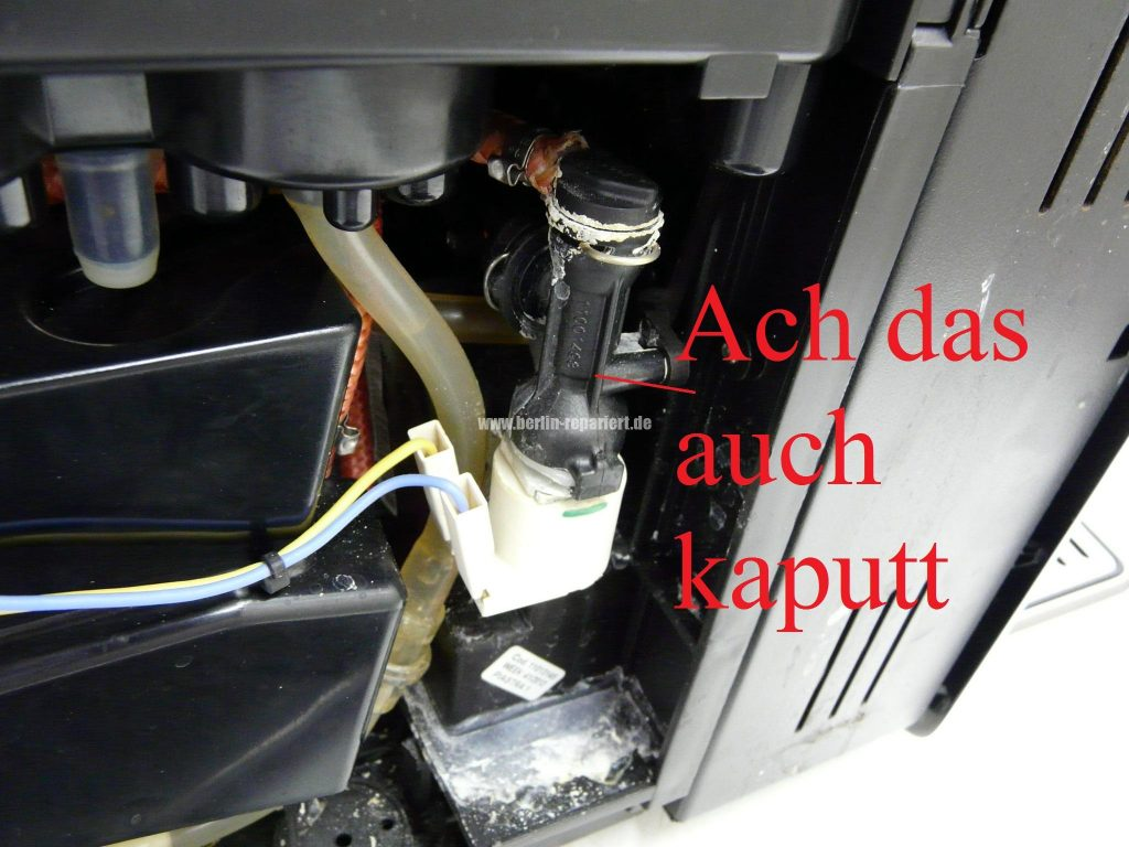 philips saeco hd8944 e 14 heizt nicht we repair wir reparieren. Black Bedroom Furniture Sets. Home Design Ideas