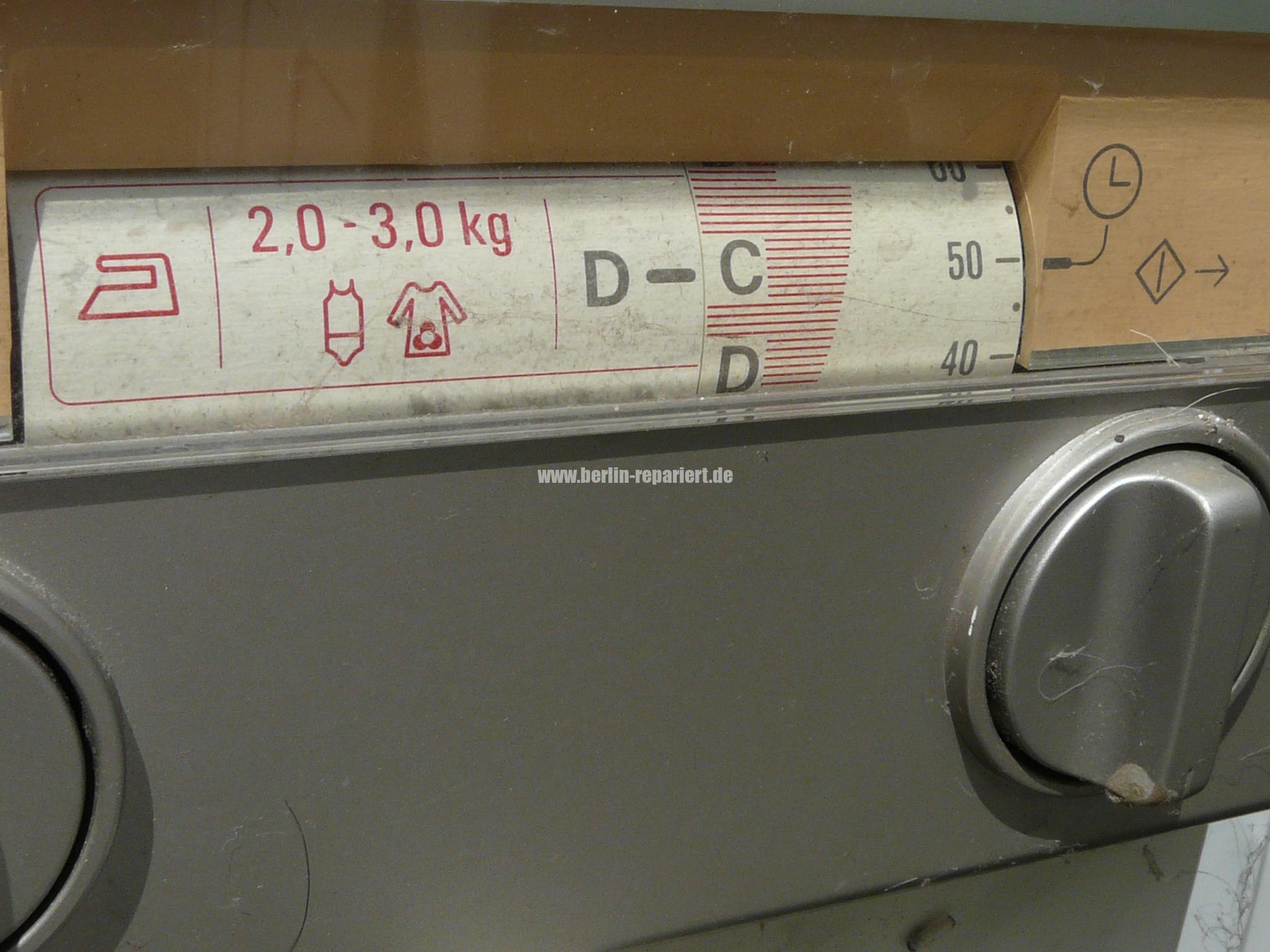 Siemens flauschtrockner automatic wird erst nach jahren