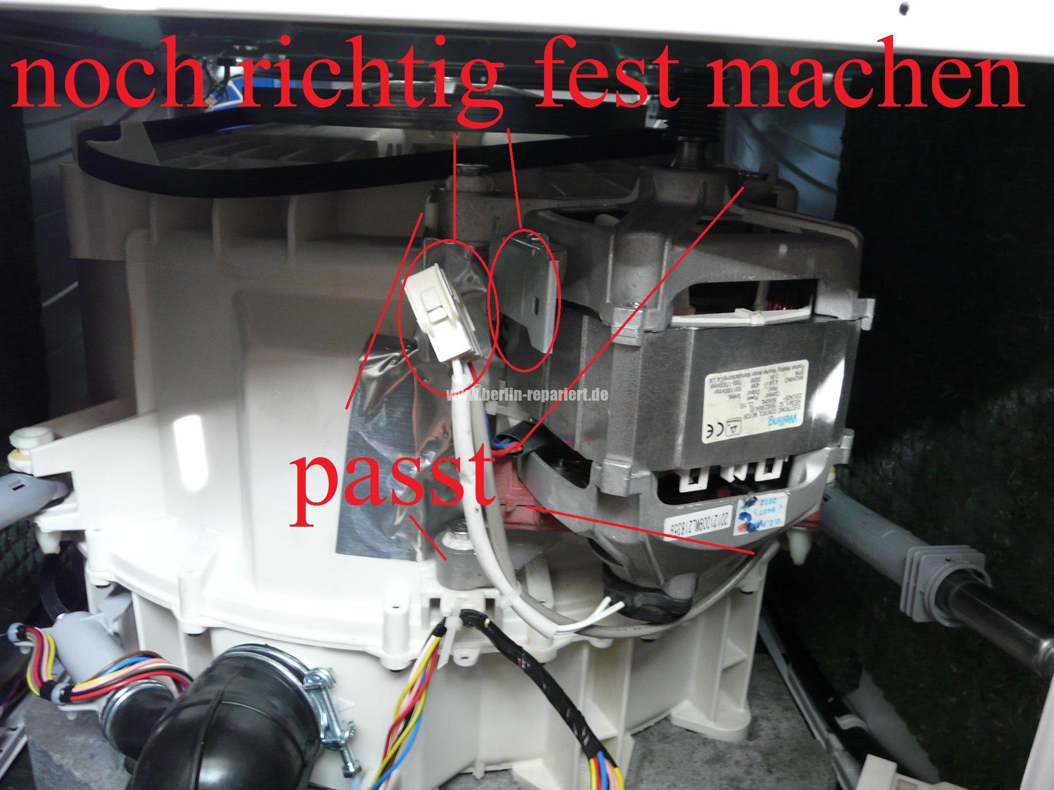 Bosch Motor In Panasonic Waschmaschine Geht Das Atlas Multimedia