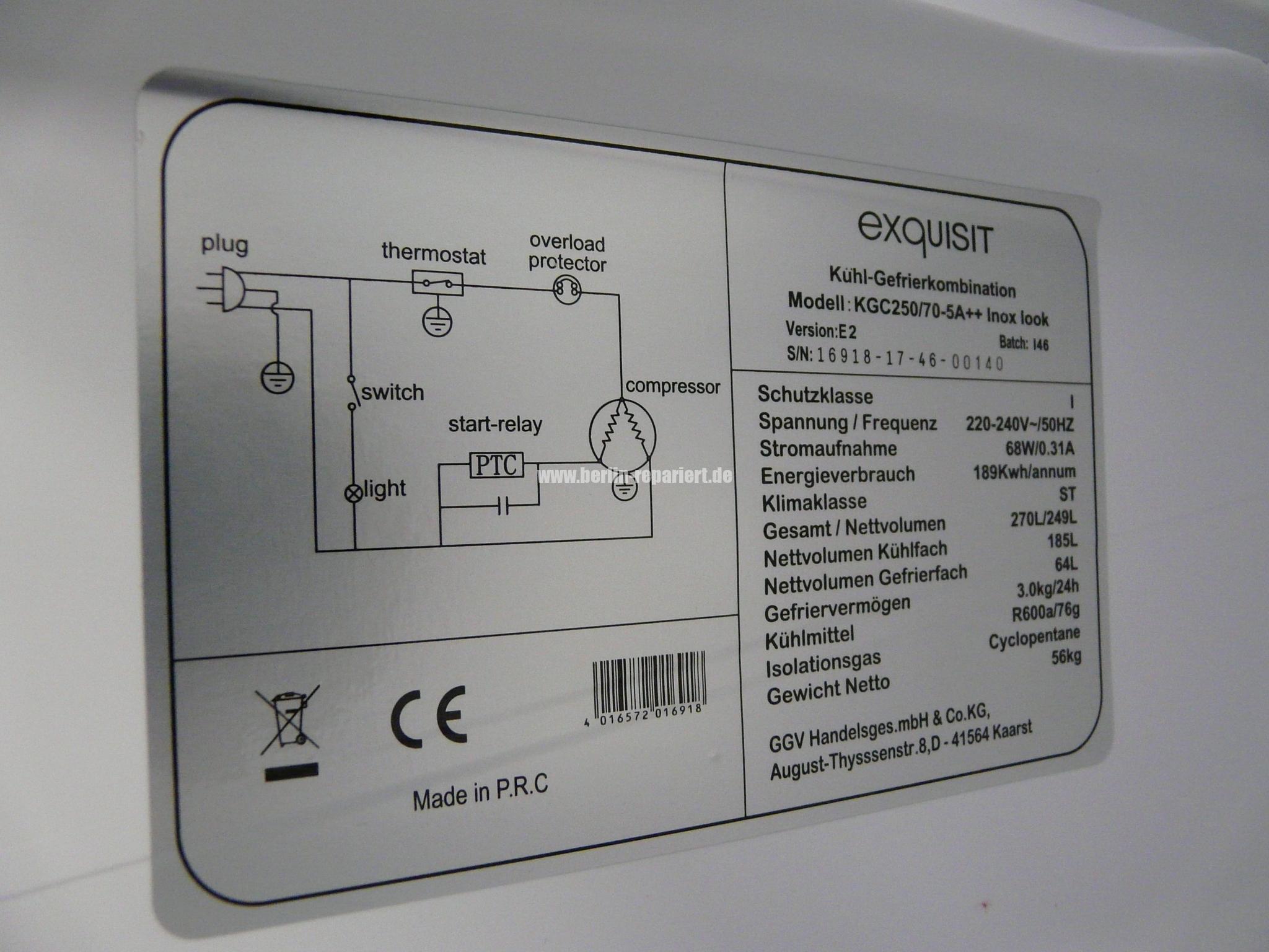 Kühlschrank Verdichter Aufbau : Kühlschrank kompressor reparieren: kühlgeräte reparieren youtube