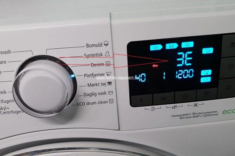 Aeg Kühlschrank Fehler : Aeg kühlschrank fehlermeldung aeg Öko lavamat turbo fehler e