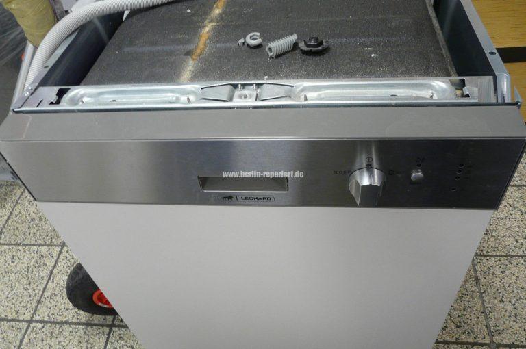 Spülmaschine Schaltet Nicht Ab