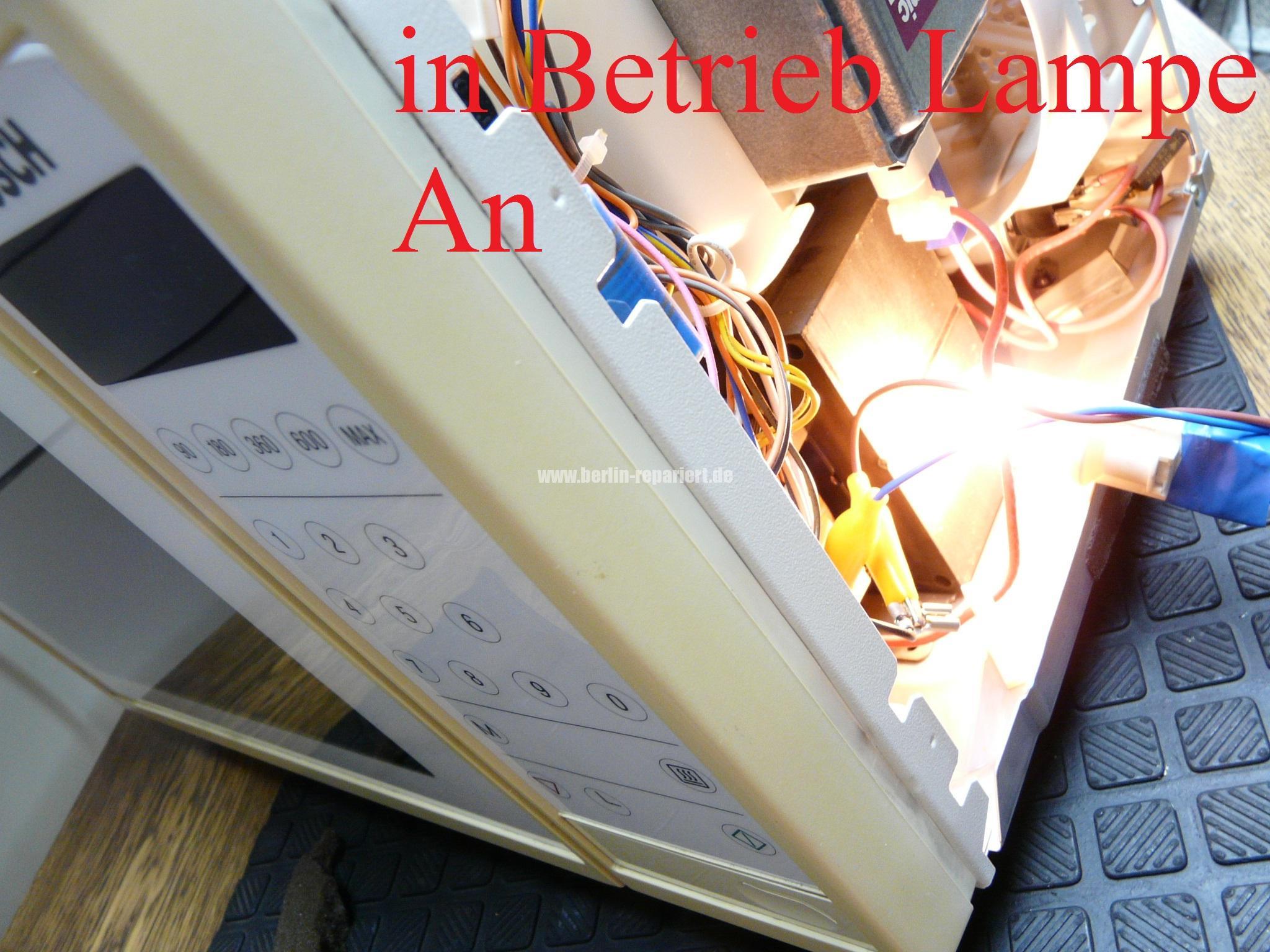 mikrowelle bosch hmt752e kein licht und erw rmt kaum noch leon s blog. Black Bedroom Furniture Sets. Home Design Ideas