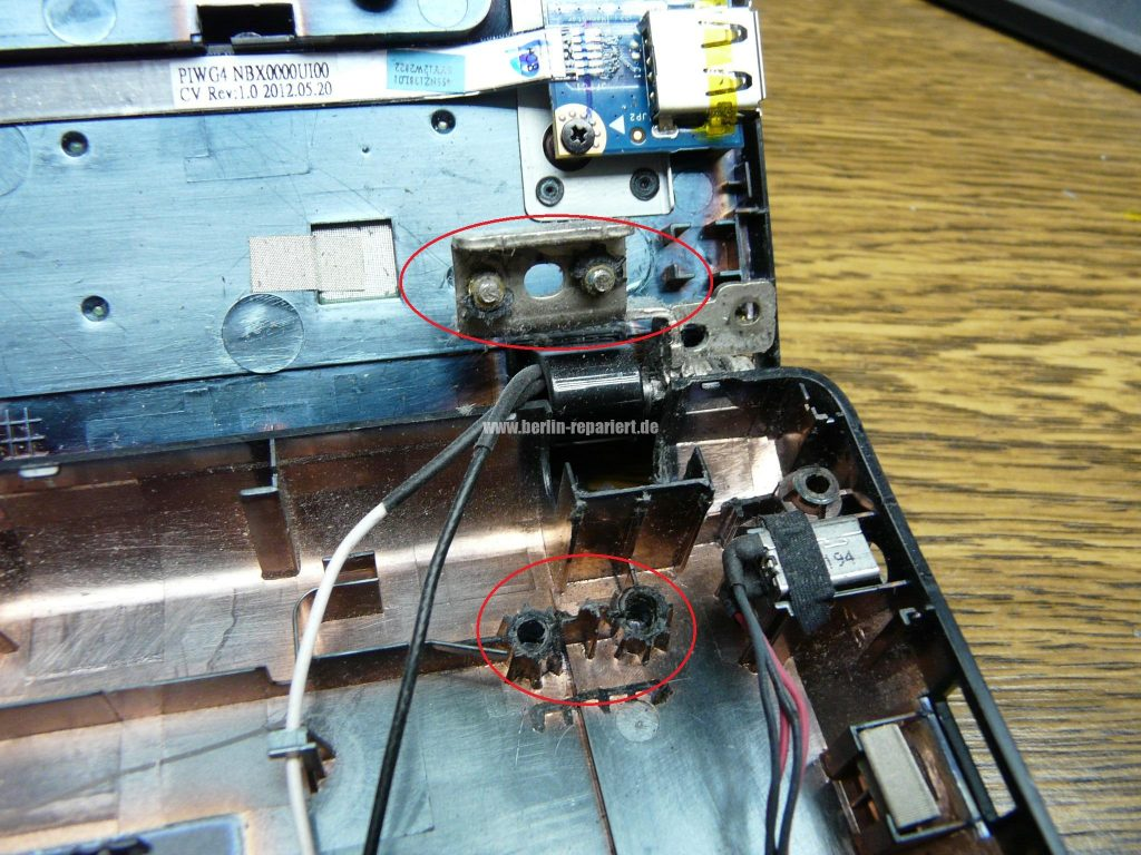 lenovo g780 display h lt nicht we repair wir reparieren. Black Bedroom Furniture Sets. Home Design Ideas