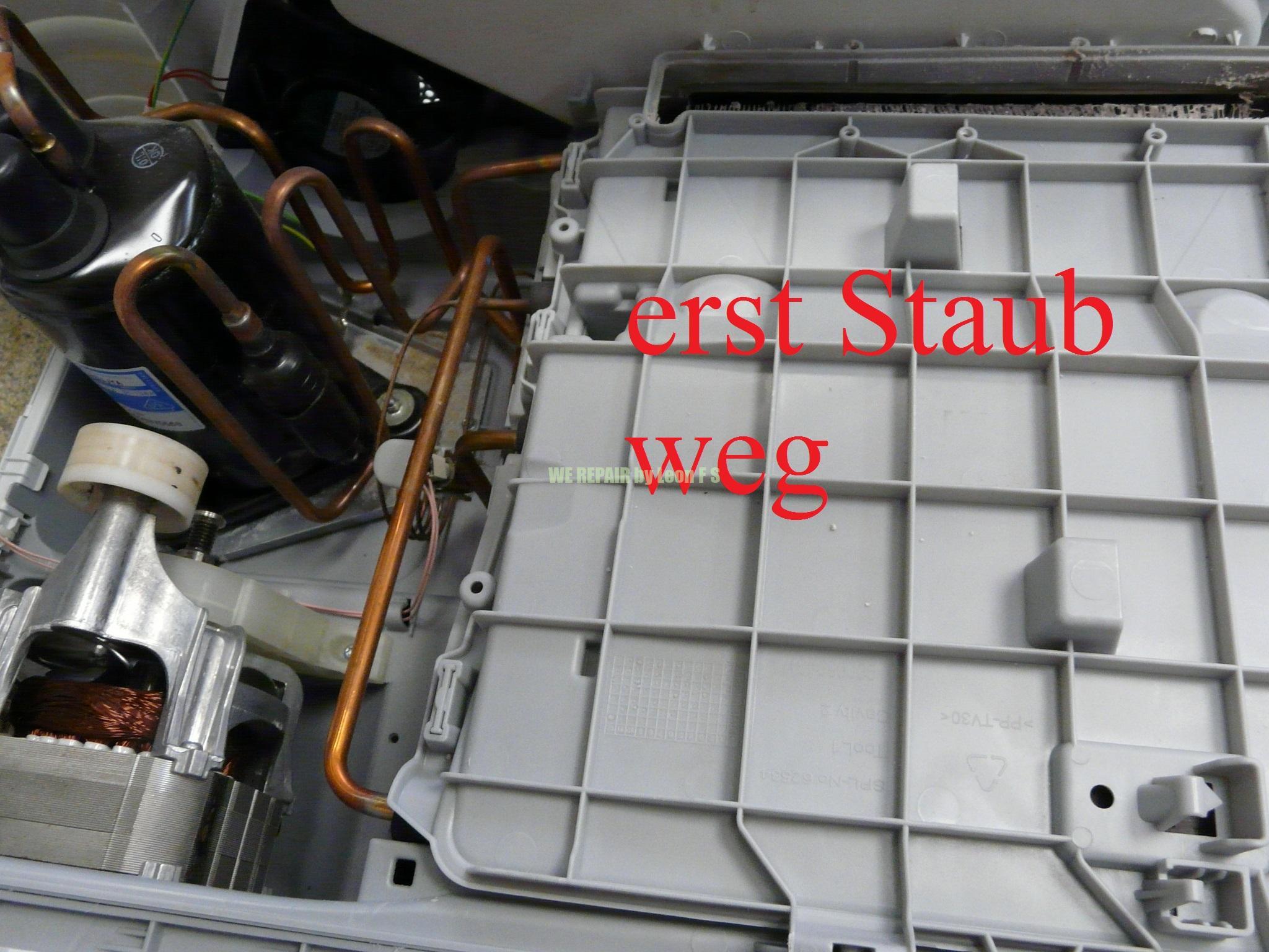 Warmepumpen Trockner Bosch Siemens Constructa Cwk6w200 Nach 2 Jahren