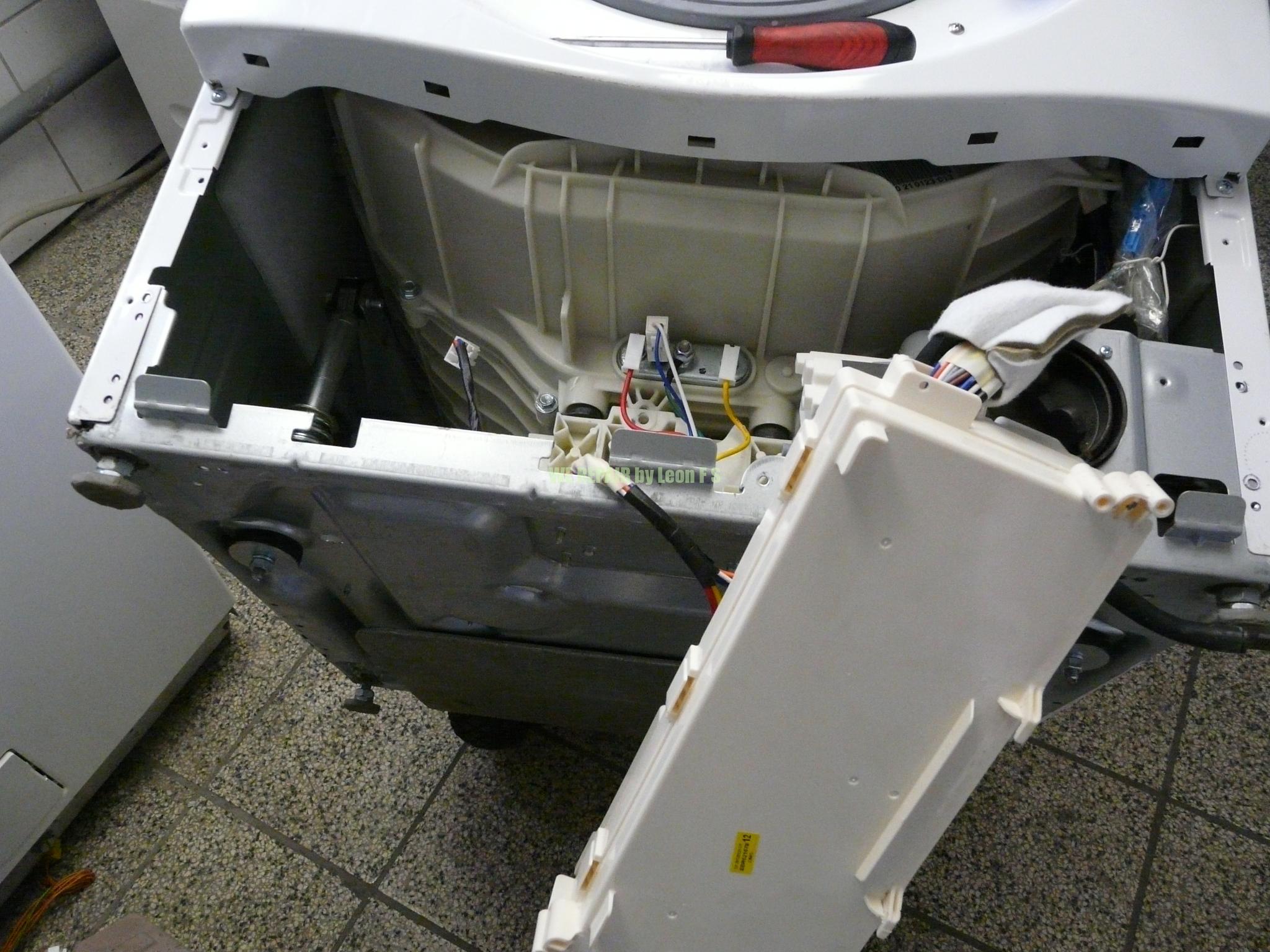 Beliebt Waschmaschine LG F1495BD frisst Socke und schwer raus zu holen QY66