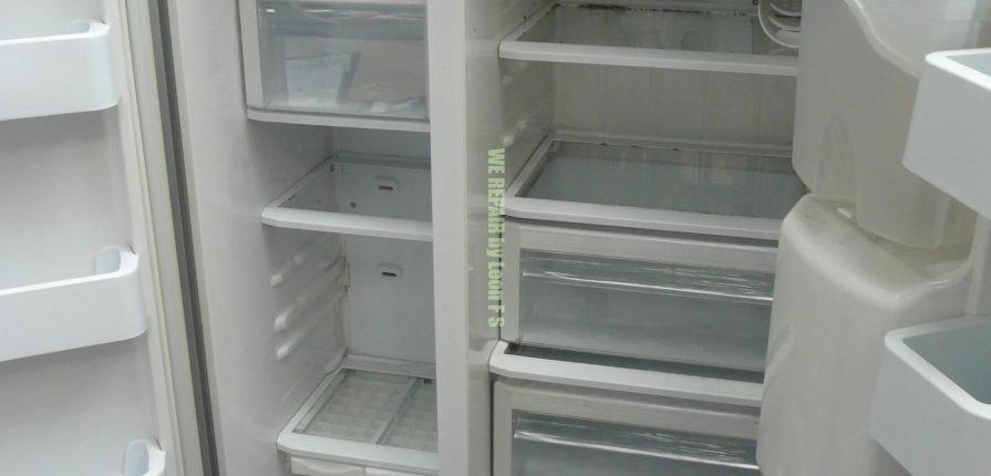 Favorit Kühlschrank Reparatur Samung RSA1WTPE kühlt nicht mehr – Atlas LN01